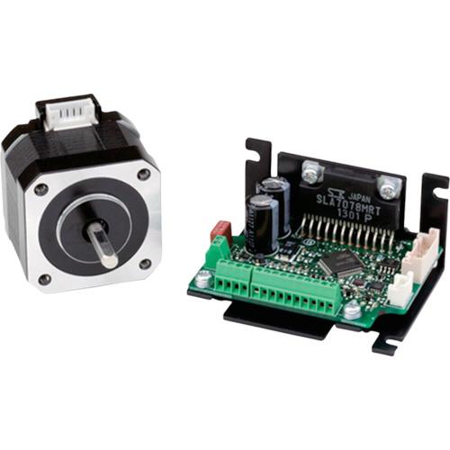 シナノケンシ コントローラ内蔵マイクロステップドライバ&ステッピングモータ(CSAUP42D1SD)