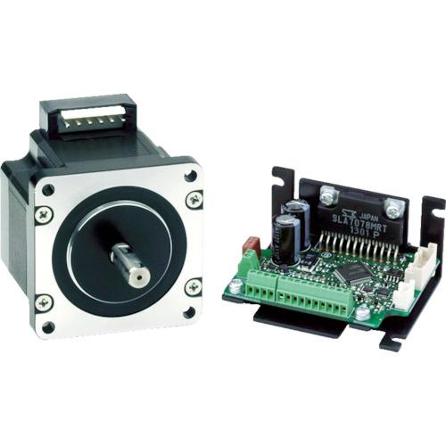 シナノケンシ コントローラ内蔵マイクロステップドライバ&ステッピングモータ(CSAUP60D1)