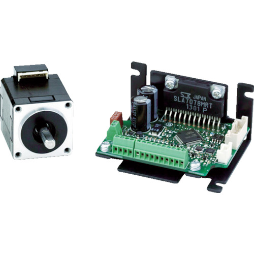シナノケンシ コントローラ内蔵マイクロステップドライバ&ステッピングモータ(CSAUP28DA1)