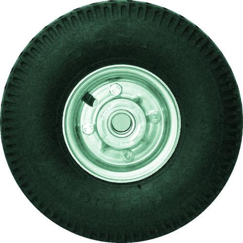 ヨドノ ノーパンク発泡ゴムタイヤ(HAL35054P)