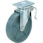 スガツネ工業 重量用キャスター径152自在ブレーキ付SE(200ー133ー371(SUG8806BPSE)