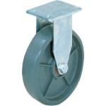 スガツネ工業 重量用キャスター径203固定SE(200ー133ー378)(SUG8808RPSE)