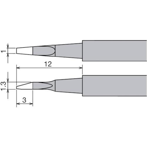 グット 替こて先 XST-80G用(XST80HRT1)