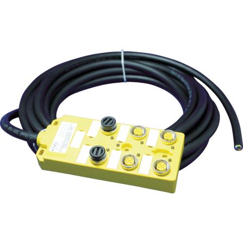 molex M12マルチポートボックス(BTY600NFBP05)
