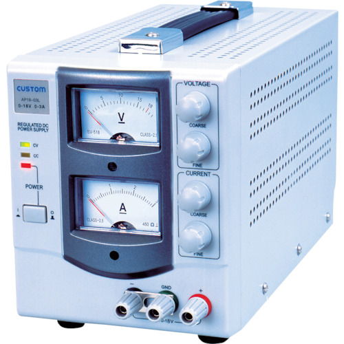 新作商品 カスタム 直流安定化電源(AP1803):ペイントアンドツール-木材・建築資材・設備