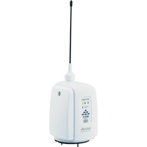 パトライト ワイアレスコントロールユニット高速版送信機タイプ白(PWSTTNW)