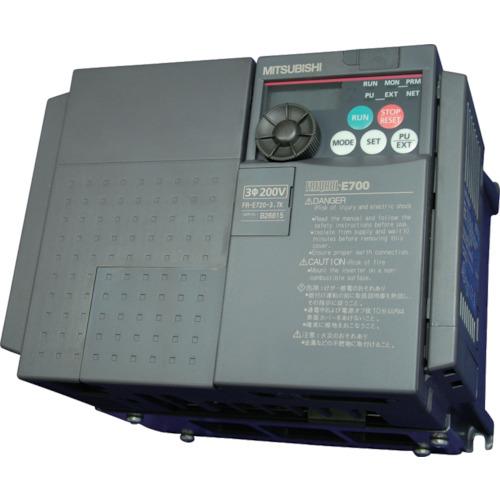 三菱電機 汎用インバータ FREQROL-E700シリーズ(FRE7203.7K)