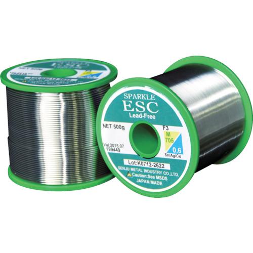 千住金属 エコソルダー ESC21 F3 M705 1.6ミリ 1kg巻(ESC21F3M7051.6)