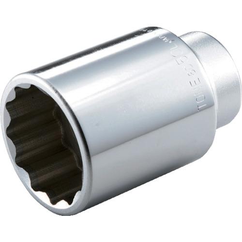 TONE ディープソケット(12角) 55mm(6D55L)