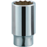 KTC 19.0sq.ディープソケット(十二角) 52mm(B4552)