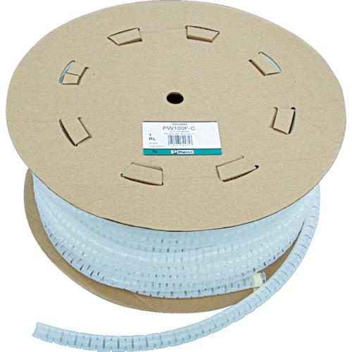 パンドウイット 電線保護材 パンラップ ナチュラル(PW50FT)