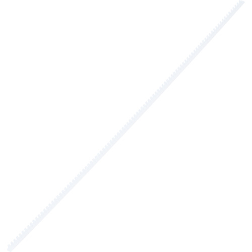 パンドウイット 自在ブッシュ 溝付き・定尺タイプ ナチュラル(GE85C)