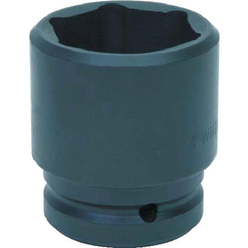 WILLIAMS 1ドライブ ショートソケット 6角 50mm インパクト(JHW7M650)