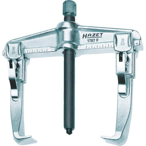 HAZET クイッククランピングプーラー(2本爪・薄爪)(1787F13)