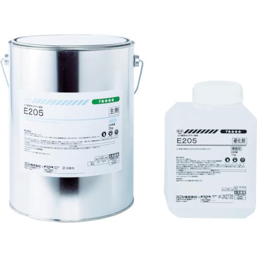 コニシ E205 4kgセット(5628)