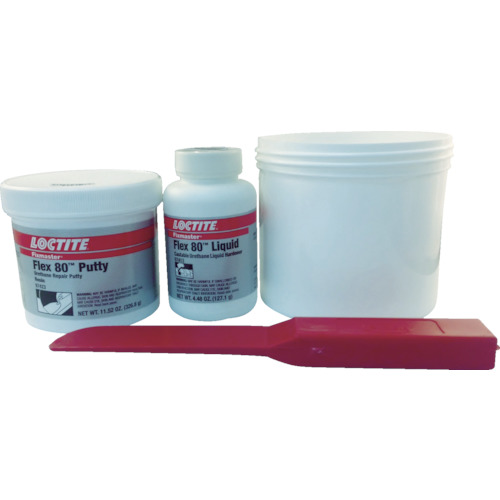 ロックタイト ウレタン補修剤 フレックス80 パテ状 454g(209821)