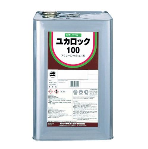 ユカロック 100番級082-0114 (ブラウン)20kg【ロックペイント】