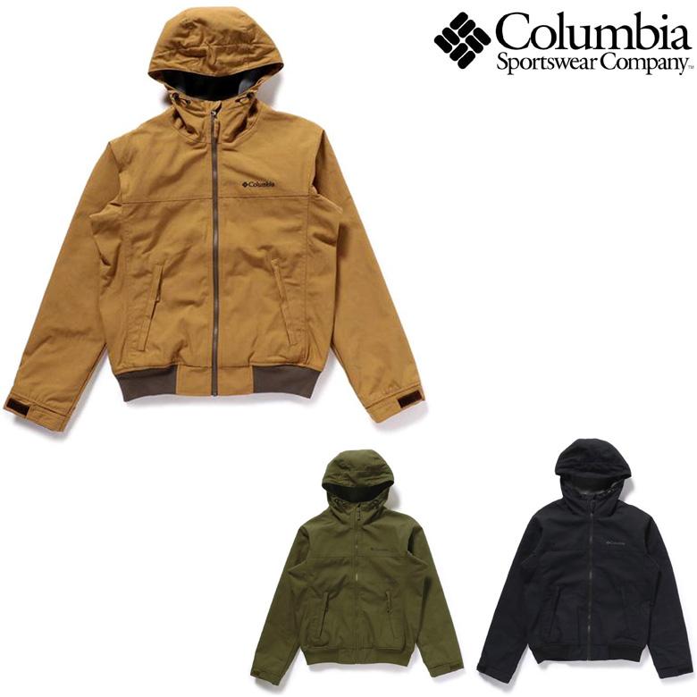 ジャケット LOMA VISTA コロンビア HOODIE アウター フードジャケット メンズ COLUMBIA ロマビスタフーディ 正規取扱店