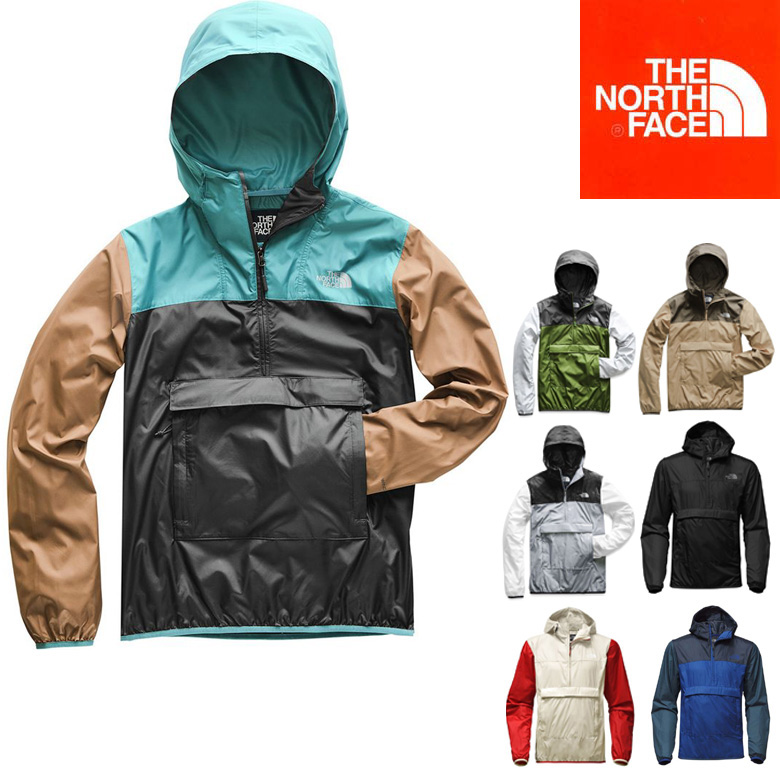 THE NORTH FACE FANORAK (non release USA plan .7 colors development in Japan) North Face jacket anorak parka JACKET men