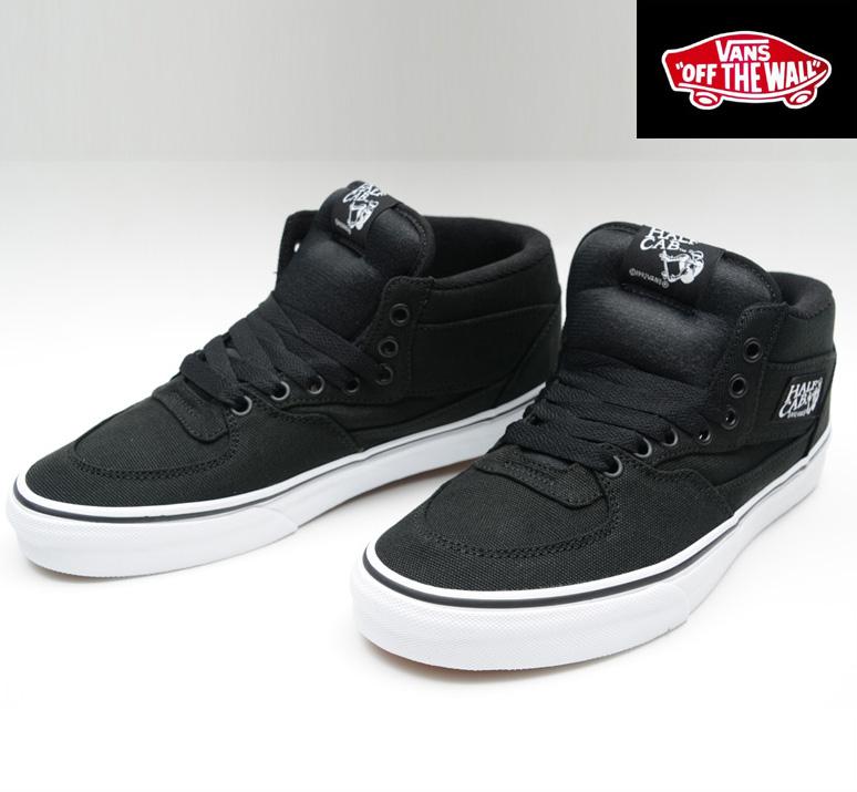 0833c20d09 pajaboo  VANS HALF CAB BLACK vans vans shoes sneakers vans half cab ...