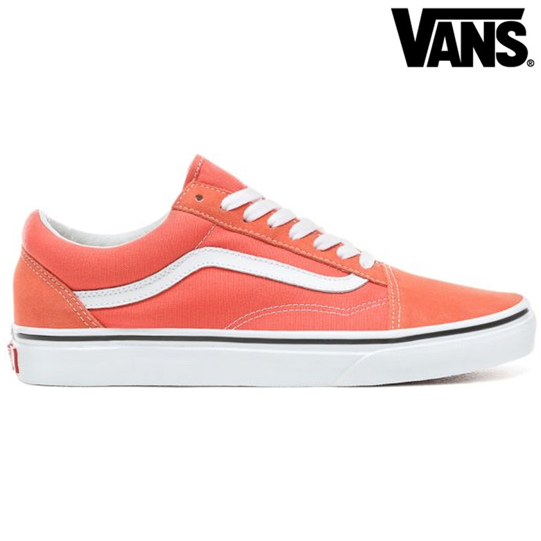 pajaboo: Station wagons sneakers VANS OLD SKOOL RACING RED