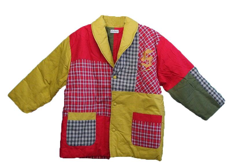 あったか ルームジャケット 男女兼用 卓越 キルト カラシ 襟付きルームジャケット ルームウェア 舗