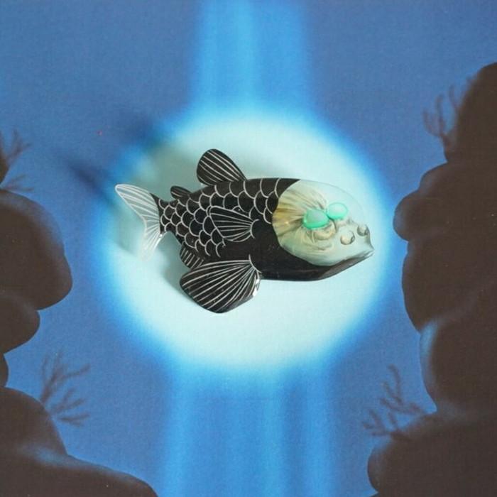 深海魚デメニギス デメニギス ブローチ 深海魚 魚 魚のアクセサリー アクセサリー レディース