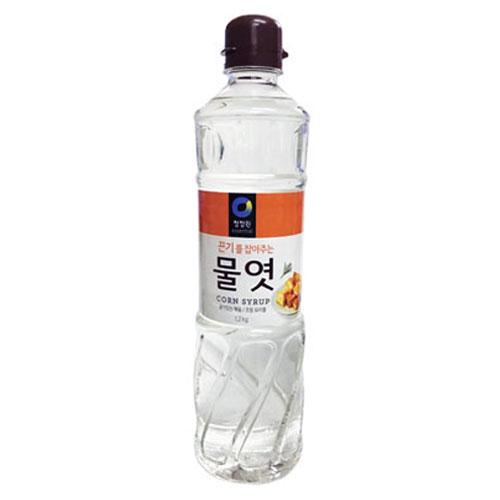 \料理やお菓子作りに使用すると、味がまろやかに/  『清浄園』水あめ|水飴(1.2kg)チョンジョンウォン 韓国調味料 韓国料理 韓国食材 韓国食品マラソン ポイントアップ祭