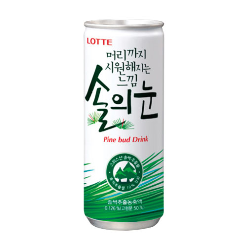 Pine bud drink (250 ml)
