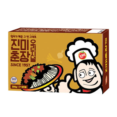 \家庭でジャージャー麺をおいしく食べられる黒味噌/ 『珍味』チュンジャン|ジャージャーソース(300g) じゃじゃ麺 チャジャン 黒味噌 韓国調味料 韓国料理 韓国食材 韓国食品マラソン ポイントアップ祭