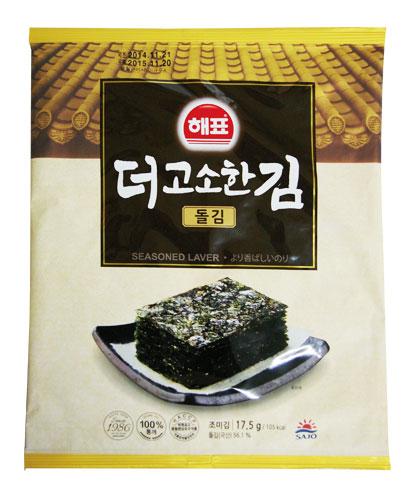 ヘピョ 味付けのり 全形 7枚 韓国のり 韓国海苔 安全 マラソン お気に入 韓国食品\ご飯のおかずやお酒のおつまみに最適 ポイントアップ祭 韓国料理 韓国食材