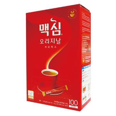 \簡単に味わえる深いコーヒー 当店おすすめ 東西 Maxim オリジナルコーヒーミックス 100包 ドンソ インスタントコーヒー マラソン 韓国コーヒー ポイントアップ祭 マキシム 新作送料無料 卓越 韓国食品スーパーセール
