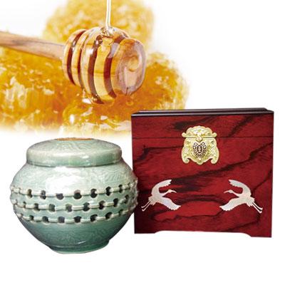 『韓国養蜂農協』蜂蜜|韓国産蜂蜜(1kg)■ギフト用におすすめ! はちみつ ハチミツ 健康食品 韓国食品 マラソン ポイントアップ祭