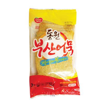 \日本のおでんとは一味違う韓国のおでん 冷凍 東遠 釜山四角おでん 500g トッポギ材料 加工食品 韓国食品マラソン ポイントアップ祭 新品 在庫一掃売り切りセール さつま揚げ 韓国料理 韓国食材