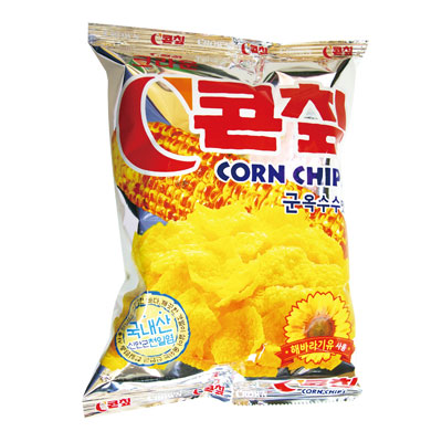 送料無料 \焼きとうもろこしの塩味風味 CROWM コンチップ トウモロコシチップ 70g スナック クラウン 韓国お菓子マラソン ポイントアップ祭 ファクトリーアウトレット