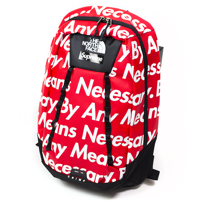 National Eagle Supreme×The North Face / Supreme / the-north face Base Camp Crimp Backpack, Backpack Backpack Red, Red Red 15 AW pre-owned products