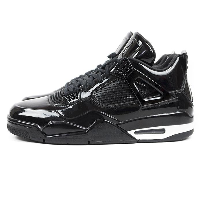 newest 7fe3f 8ac3f NIKE  Nike AIR JORDAN 11LAB4 and Jordan soccer lab for BLACK-WHITE   black  white 719864-010 national genuine new old stock