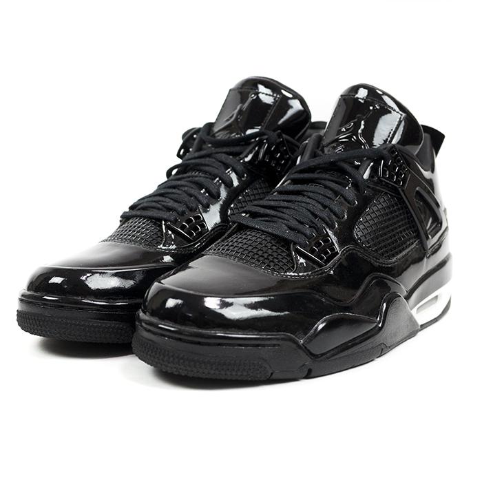newest 55d9a 5d2c6 NIKE  Nike AIR JORDAN 11LAB4 and Jordan soccer lab for BLACK-WHITE   black  white 719864-010 national genuine new old stock