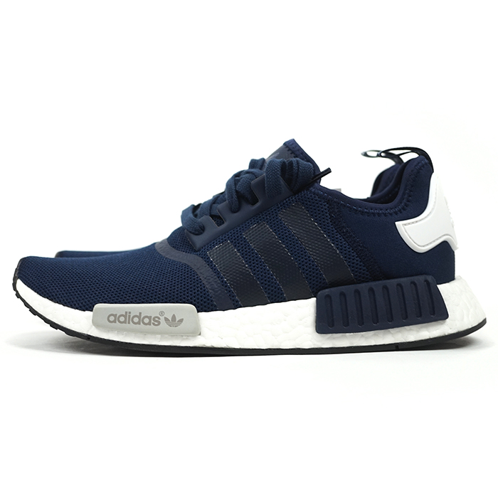 newest collection 156e3 46671 adidas originals, adidas NMD R1 COLLEGIATE NAVY WHITE, Navy white domestic  Eagle tag ...