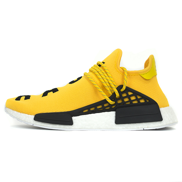 premium selection dcc3f d966d PHARRELL WILLIAMS×ADIDAS ORIGINALS/Pharrell Williams x adidas originals  HUMAN RACE NMD EQUIPMENT / human race equipment YELLOW WHITE / yellow x  26.5 ...