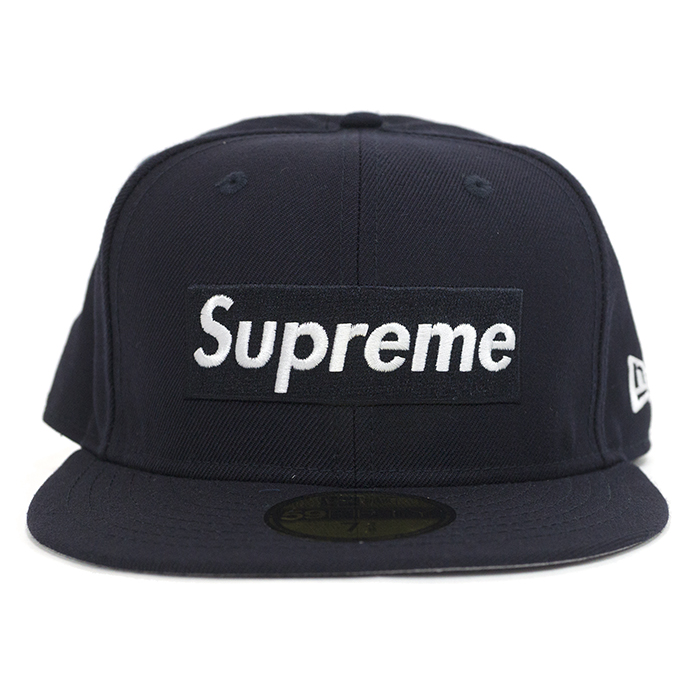 PALM NUT  Supreme×new ERA   Supreme x new era R. I. P. Box Logo Cap ... 80b888b95