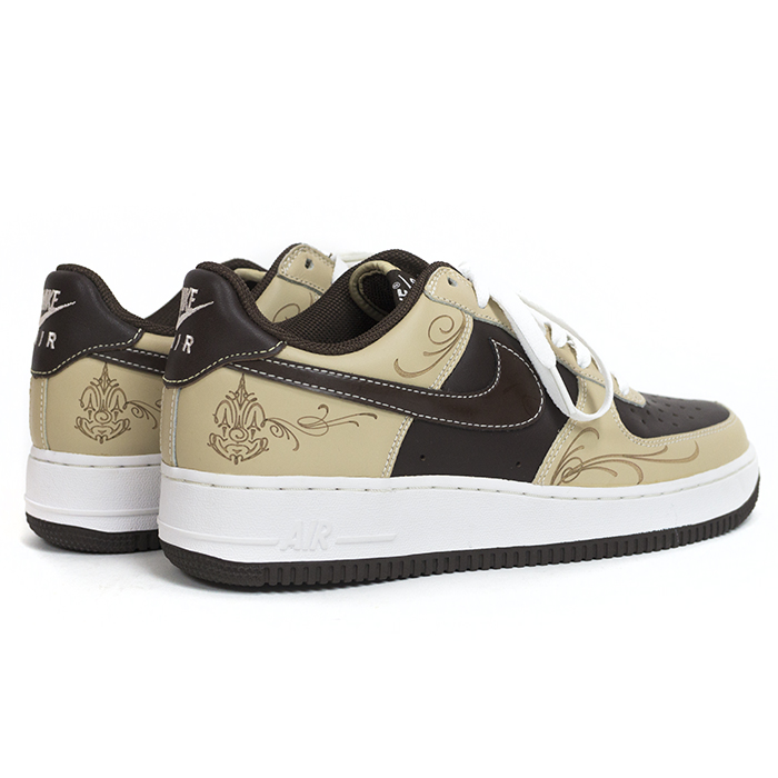 Nike Mr. Cartoon Air Force 1 Livestrong Stages A Detailed Look