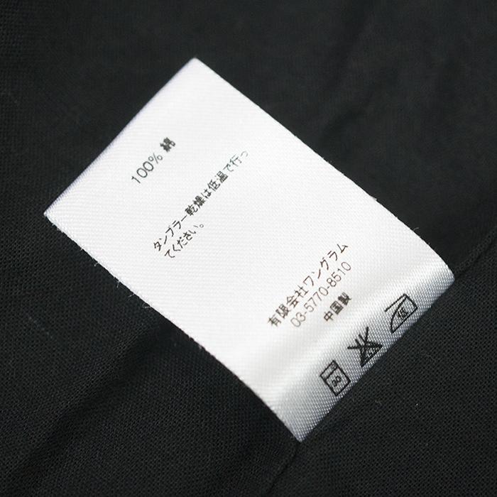 最高 / 最高 Pytchwork Ynoryk & 裤子安装 / 拼凑而成的皮猴裤子设置多 / 多 M 大小 16 AW FW 2 点设置 Nos 新老股票