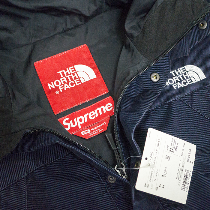 4884c601ec ... sweden supremethe north face supreme x north face shell jacket mountain  of the corduroy and corduroy ...