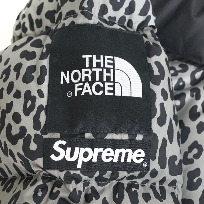 a837c62905 PALM NUT  Supreme×the North Face   Supreme x north face Nuptse ...