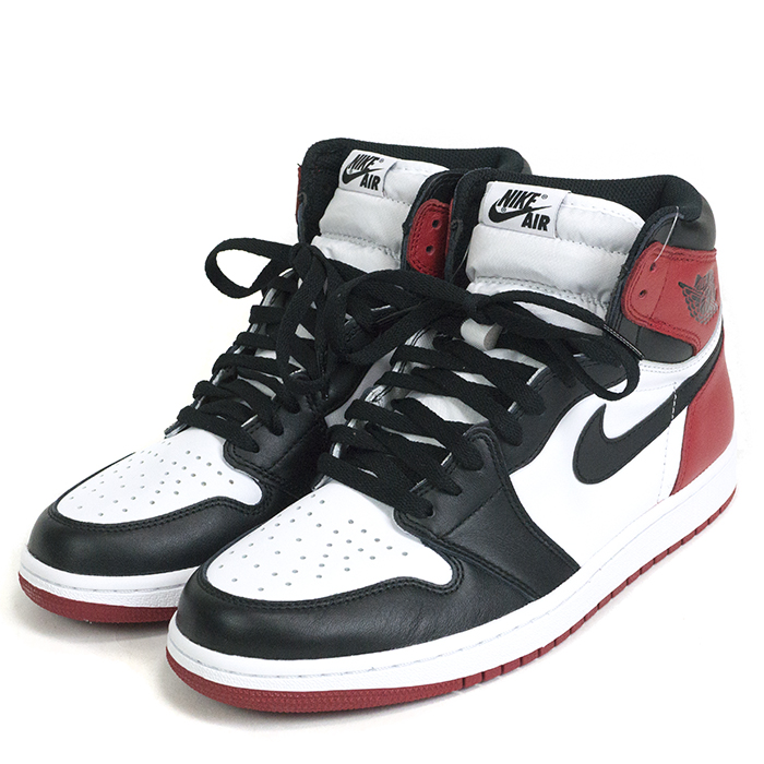 air jordan og 1 black and white palm