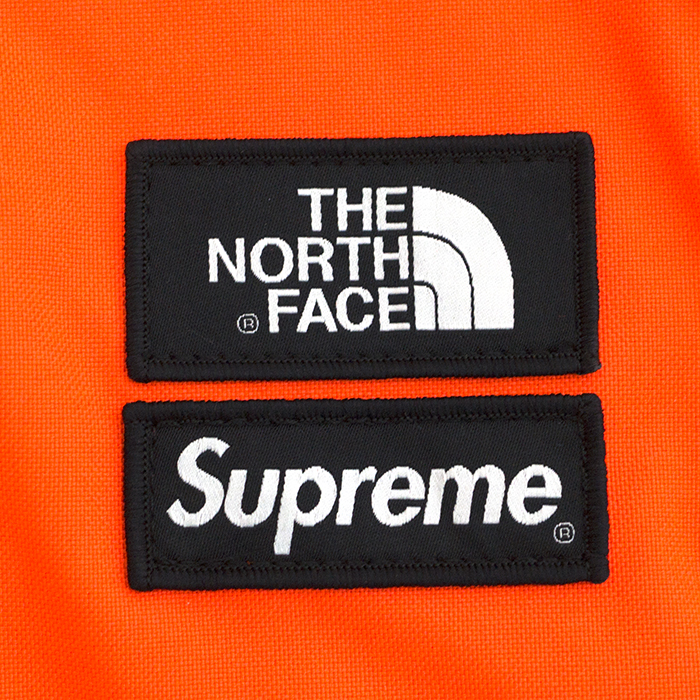 Supreme×the North Face / Supreme x north face Backpack and by the Pocono Pocono backpack Orange Power / Power Orange 2016 AW FW domestic genuine new old stock