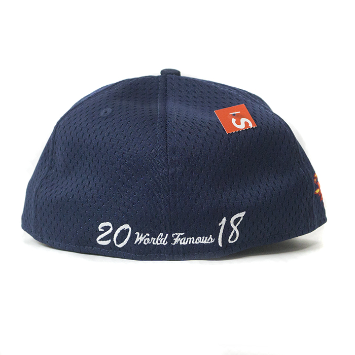 2578b3add Supreme x NEW ERA / シュプリームニューエラ Mesh Box Logo NEW ERA / mesh box logo new  gills Navy / navy dark blue 2018SS domestic regular ...