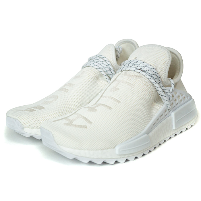 Pharrell Williams X adidas Originals Farrell Williams X Adidas PW HU HOLI NMD BC N M D Cream White Running White cream white running white