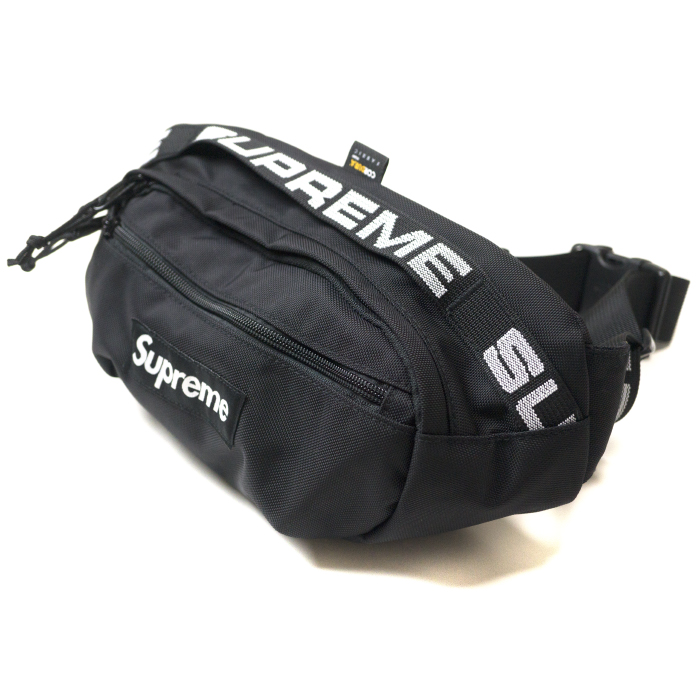 d838c8962efd PALM NUT: Supreme / シュプリーム Waist Bag / waist bag Black / black ...